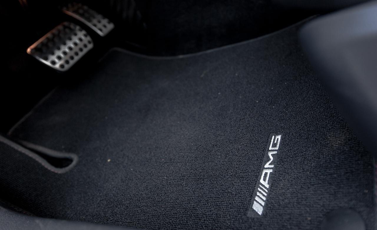 Floor mats mercedes - 2014 Mercedes Benz Cla45 Amg 4matic Floor Mat